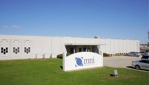 Omni Plastics is headquartered in Evansville.