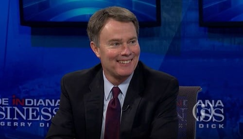 Indianapolis Mayor Joe Hogsett announced plans for the building Tuesday. (file photo)