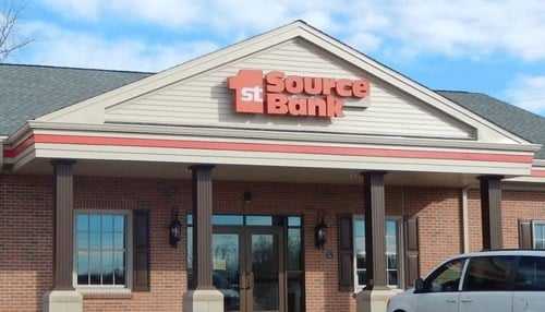 1st Source Bank is the highest-ranked bank headquartered in Indiana. (photo courtesy 1st Source Bank)
