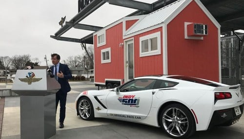 IMS to offer 'Tiny House Hotels' during Indy 500