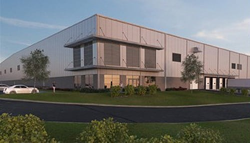 (rendering courtesy South Bend Regional Chamber)