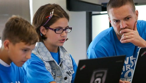 The event is being offered through TechWise Academy and the Coding Connector, which provides coding courses for K-12 students.