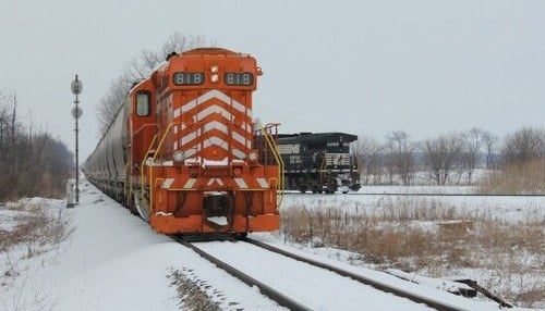 (photo courtesy Hoosier Valley Railroad Museum)