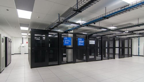 Online Tech owns a data center in Indianapolis.