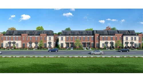 (Penn Row rendering provided by Litz and Eaton Development Co.)