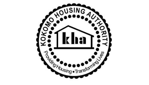The Kokomo Housing Authority is one of the three Indiana recipients.