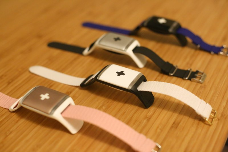 The young entrepreneur expects to launch CareBand commercially by mid-summer.