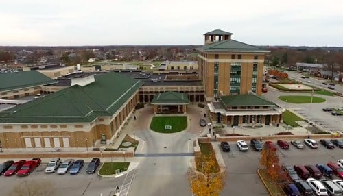 Columbus Regional Hospital is the flagship of Columbus Regional Health, which serves 10 counties.