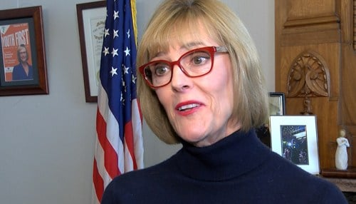 Lt. Governor Suzanne Crouch
