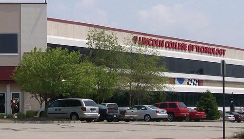 (Image of Indianapolis campus courtesy of Lincoln Tech.)