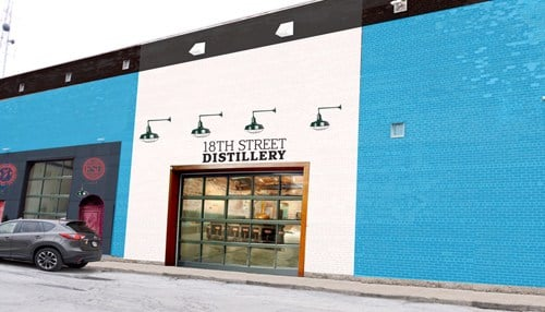 18th Street Distillery is new to the craft spirits scene, but it took multiple awards from the 2018 Craft Spirits Conference & Expo.