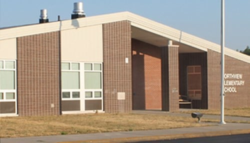 Northview Elementary School is located in Gas City.
