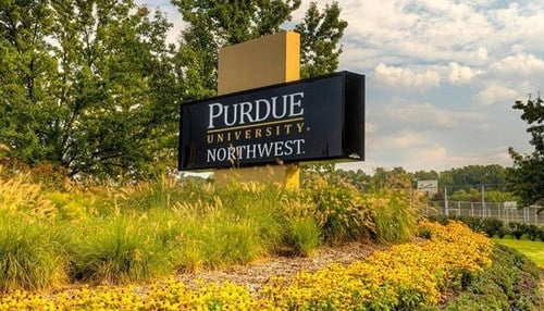 (Image courtesy of Purdue University Northwest.) The Purdue University campuses have all signed on with the Ivy Tech Community College agreement.