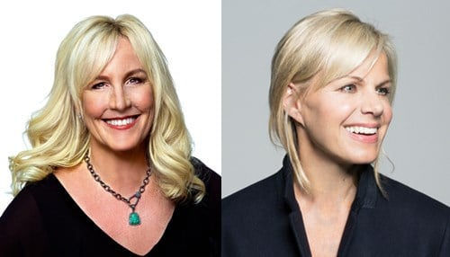Erin Brockovich (left) and Gretchen Carlson will be the keynote speakers at the event.