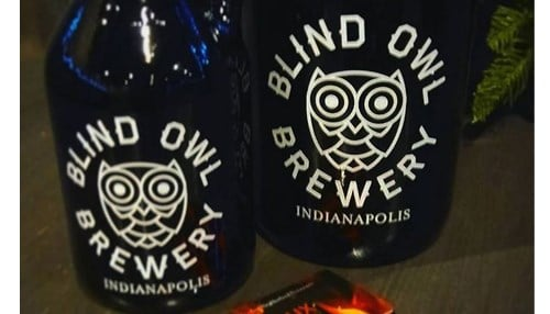 (Image courtesy of Blind Owl Brewery)