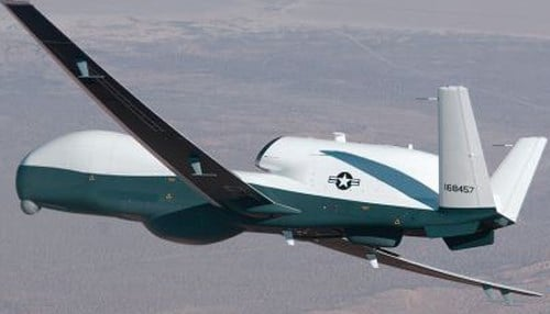 The engines will be used in the MQ-4C Triton unmanned aerial vehicle.