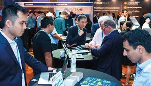Organizers of the Cybertech events hold multiple gatherings throughout the world annually.