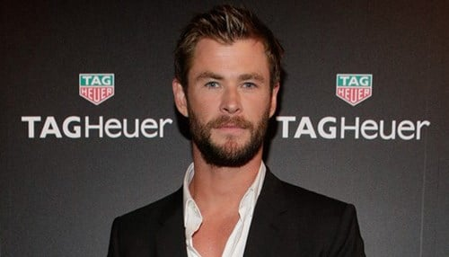 Actor Chris Hemsworth to wave green flag at 102nd Indy 500