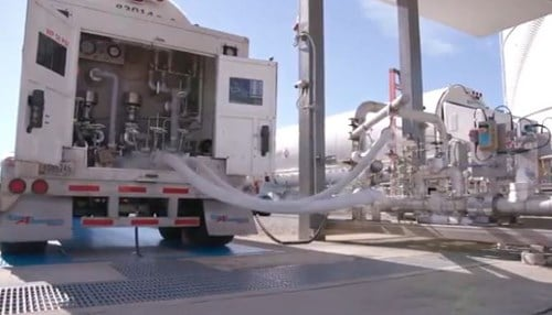 Kinetrex has multiple filling, storage and liquefaction facilities throughout Indianapolis.