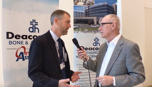 "In a video blog called ""The Real Southwest Indiana,"" Greg Wathen spoke with Deaconess Health System CEO Shawn McCoy."