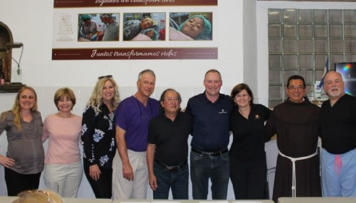 "Zimmer Biomet employees travel to Guatemala to be ""knee experts"" for each Faith in Practice mission trip."