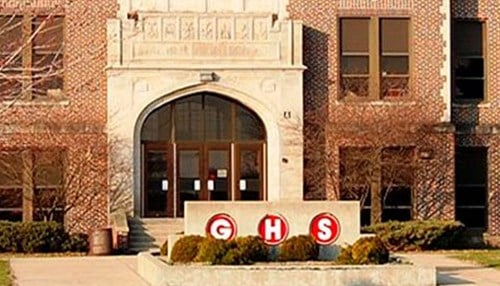 The project includes an expansion and renovation of Goshen High School. (photo courtesy Goshen Community Schools)