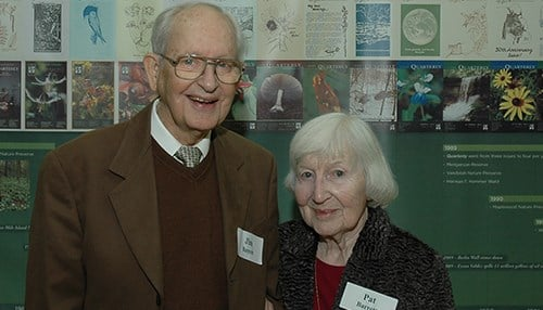 James & Patricia Barrett