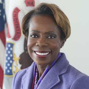 Felicia Norwood (photo courtesy Illinois Department of Healthcare and Family Services)