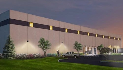 (rendering courtesy Marshall County EDC)
