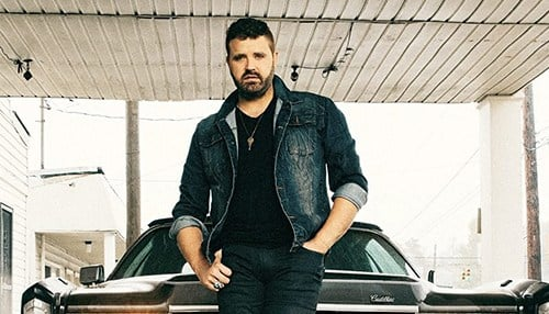 Country music star Randy Houser will be one of this year's performers.