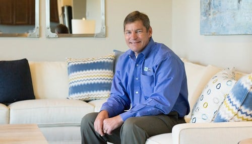 Curtis Rector founded Arbor Homes 24 years ago.