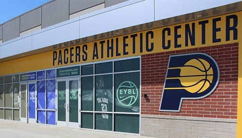 Klipsch-Card Athletic Facilities also manages the Pacers Athletic Center at Grand Park in Westfield.