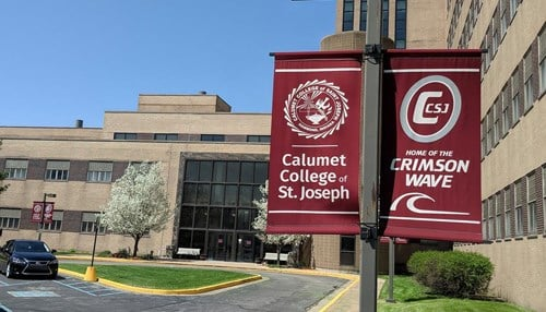 (Image courtesy of Calumet College of St. Joseph in Whiting.)