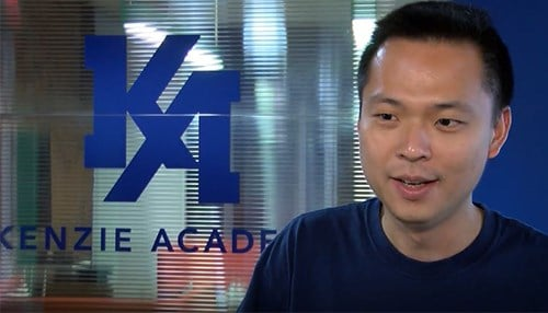 Chok Ooi is the co-founder of Kenzie Academy.