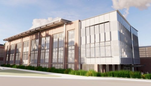 The institute says the building will open for the 2021-22 school year.