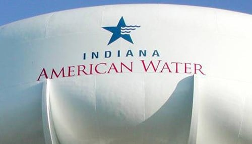 (Image courtesy of Indiana American Water.)