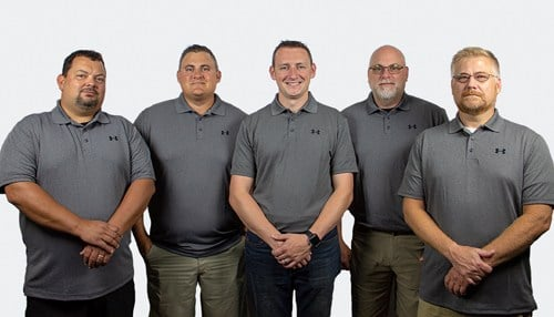 Steel Green's founders are all former L.T. Rich Products employees.