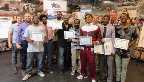 (Image of inaugural bootcamp participants courtesy of the National Transportation Center.)