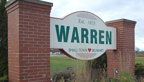 (Image courtesy of the town of Warren.)