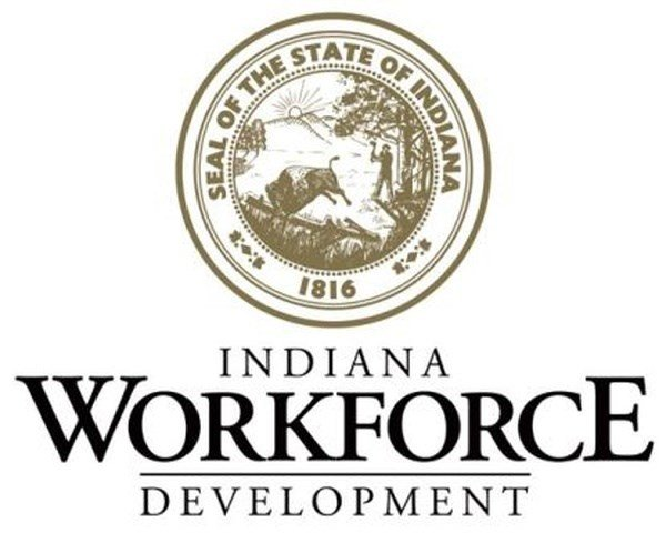 Indiana's labor force participation rate was 63.6, which is once again higher than the national average.