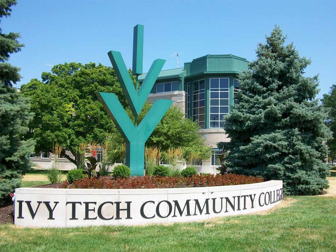 Ivy Tech partners with multiple companies and organizations on the Achieve Your Degree program.