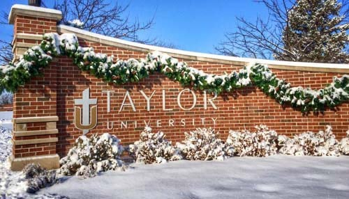 Taylor University is one of seven Indiana colleges in the top 200 on the national list.
