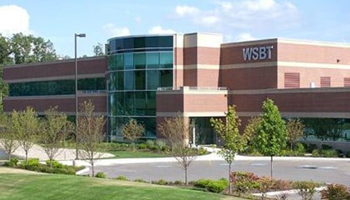 The Schurz headquarters are located at WSBT-TV.