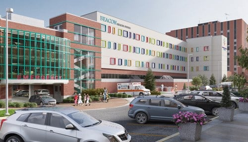 Memorial Children's serves nearly 30 hospitals throughout the Michiana region.