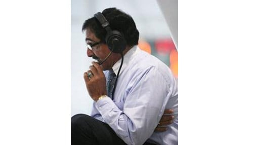 Terry Ficorelli will serve as the voice of the Bolts.