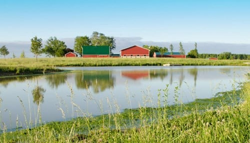 Chris Baggott, a former executive and founder of ExactTarget set to speak at the event, helps lead Tyner Pond Farm (pictured), as well as Husk Foods and Cluster Truck.
