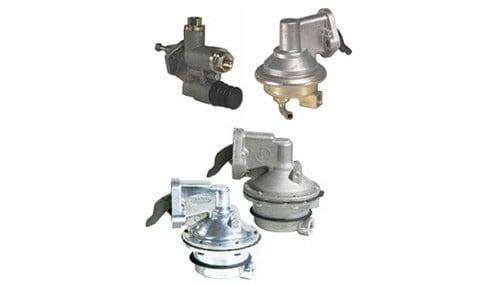 Carter Fuel Systems manufactures electric and mechanical fuel pumps.