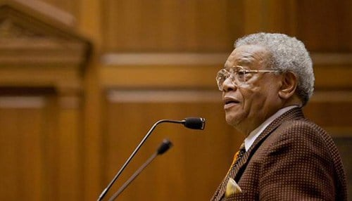 Crawford served at the Statehouse from 1972-2012.