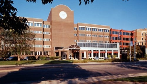 (Image Courtesy: The Times of Northwest Indiana) The Methodist Hospitals Northlake Campus is located in Gary.