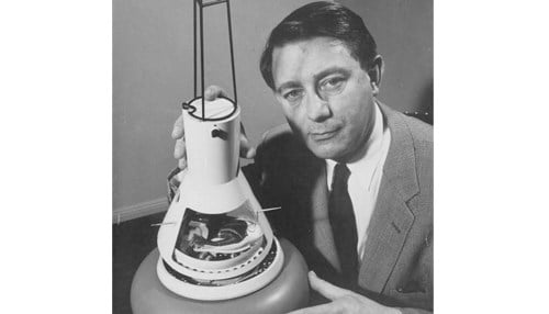 Silverstein led NASA's space flight programs from 1958-1969.